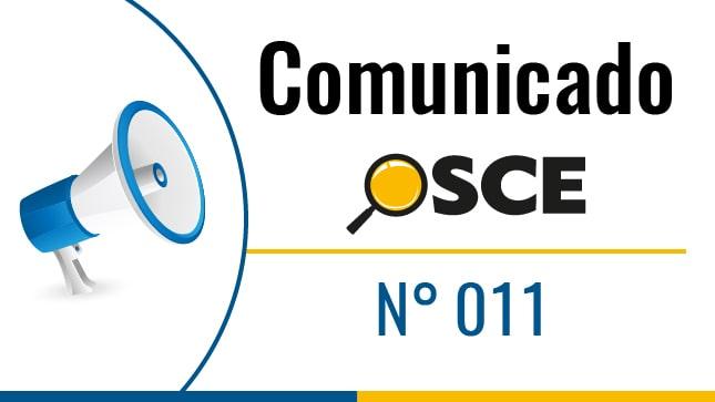 OSCE Comunicado 11-2020
